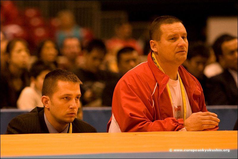 Sensei Roj<br>Poland coach