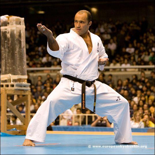 World Champion<br>Francisco Filho