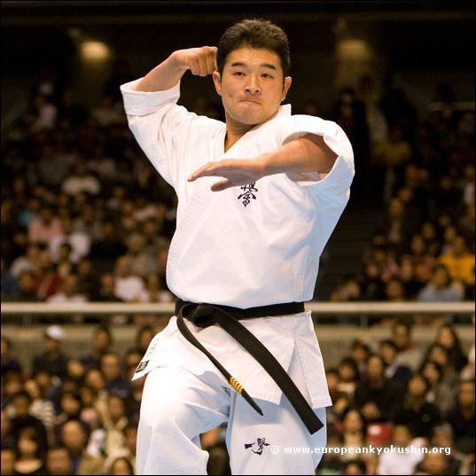 World Champion<br>Hitoshi Kiyama