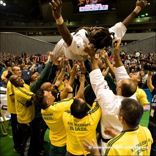Happy Brazilians
