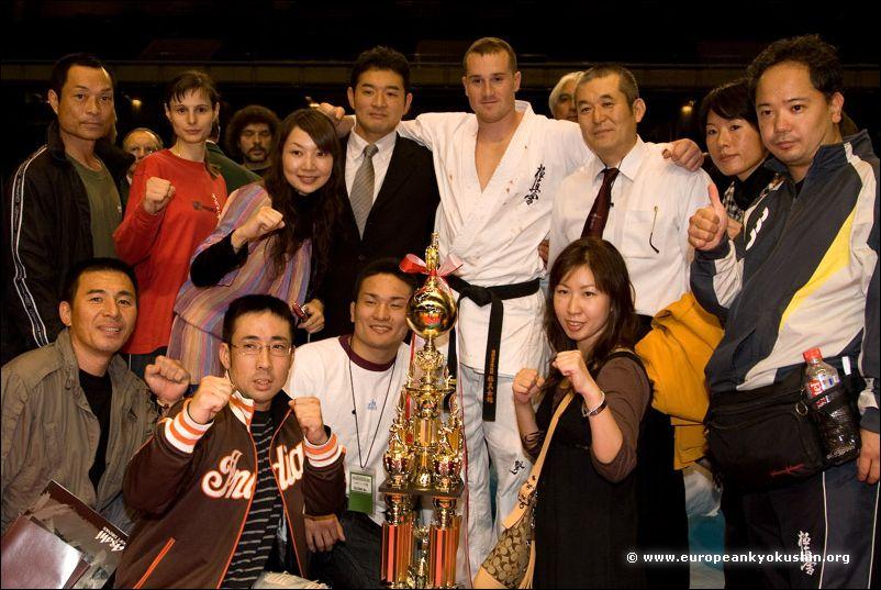 Jan Soukup<br>with Kagoshima Dojo