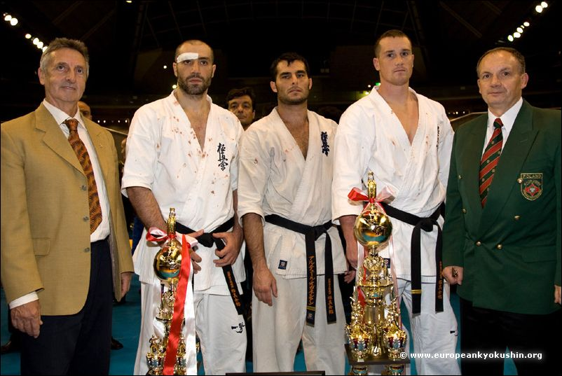 EKKO President and G.S.<br>with European fighters