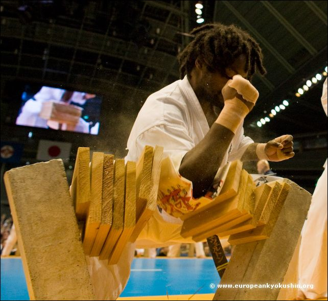 World Champion:<br>Ewerton Teixeira