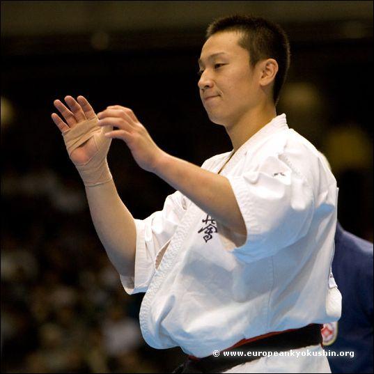 Uchida (Japan) vs<br>Damianov (Bulgaria)
