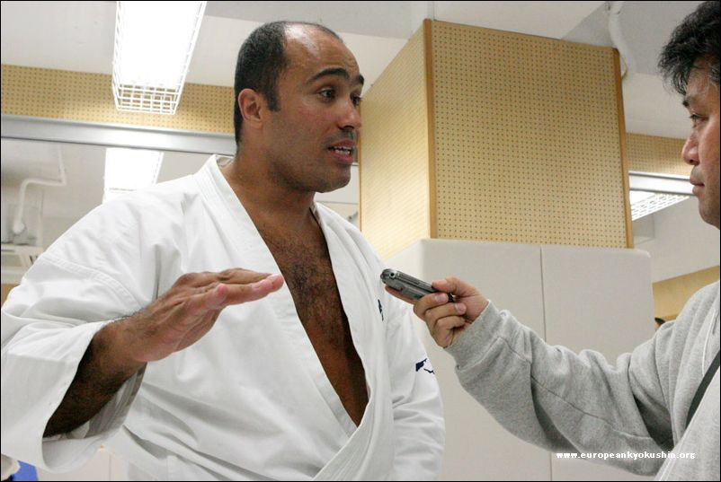 interview with<br>Shihan Filho